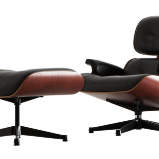 Histoire de la  Eames Lounge Chair  par Charles &#038; Ray Eames (Vitra)