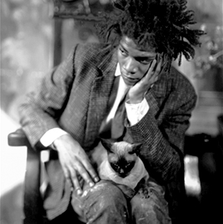 Jean-Michel Basquiat un look toujours dactualit