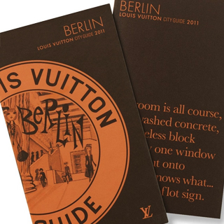 Un city guide par Vuitton… Recommandé par E-TV