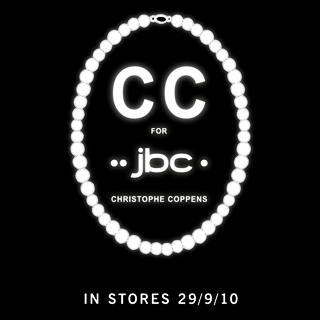 Christophe Coppens for JBC !