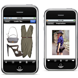 Une application iPhone pour organiser sa garde-robe !