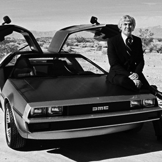 Histoires de Voitures : La DeLorean DMC-12