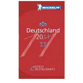 Guide Michelin Allemagne 2011