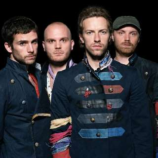 'Christmas Lights' de Coldplay
