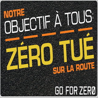 L'IBSR lance sa nouvelle campagne 'Go For Zero'