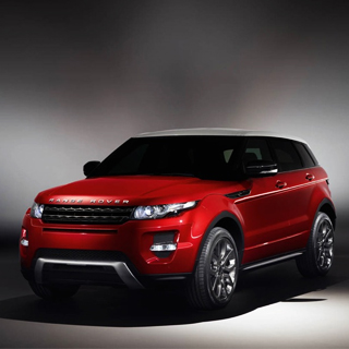 Range Rover Evoque : Dance through your city !