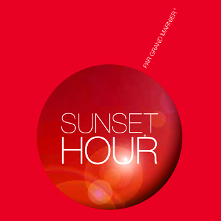 Sunset hour couleur » Grand Marnier »