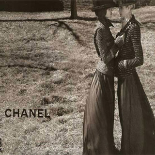 Chanel  lance sa campagne automne/hiver 2009-2010