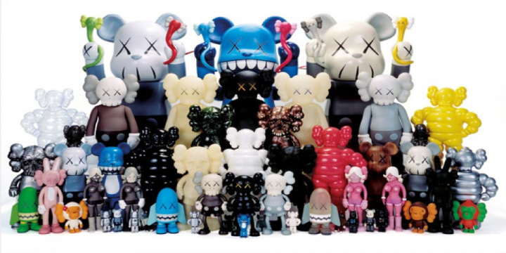 TOYGIANTS by Daniel and Geo Fuchs