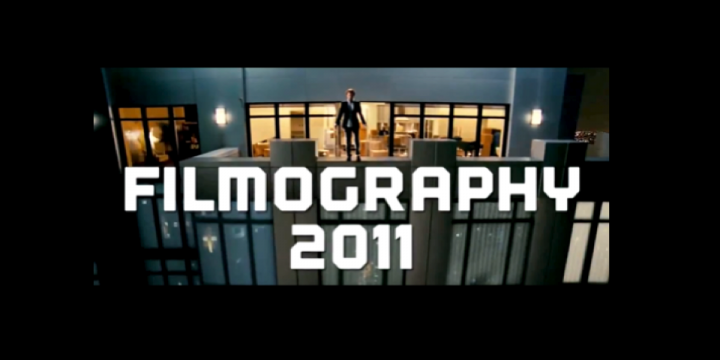 FILMOGRAPHY 2011