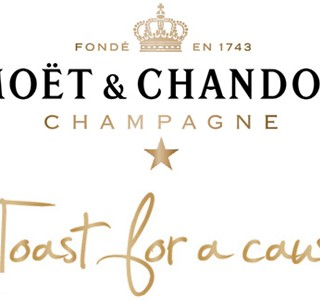 Moët & Chandon porte un toast à Make a Wish