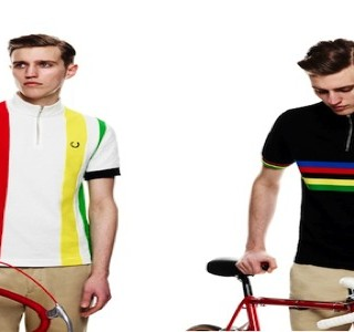 Fred Perry: place au guidon