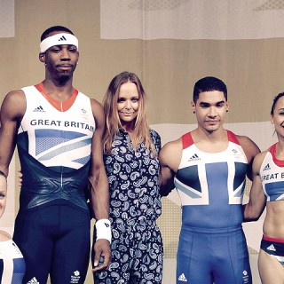 Stella McCartney, l'E-lympics designer de la semaine