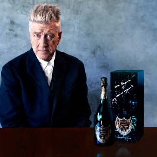 David Lynch pour Dom Perignon ?