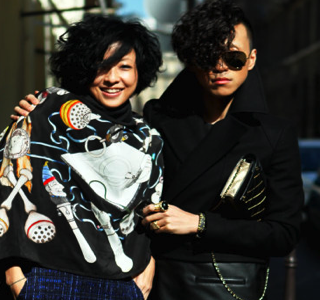 Le fashion blogger le plus hype de Chine !