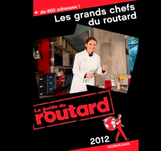 Le Routard à table !