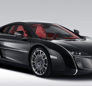 McLaren X-1 : un coup inspir par Audrey Hepburn !