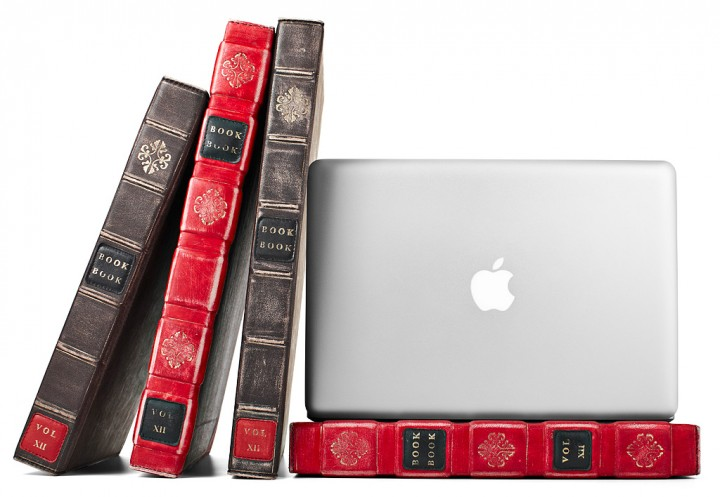 Le Bookbook, la housse vintage d'Apple