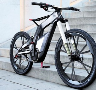 Audi imagine son e-Bike !