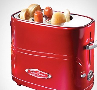 Le toaster de Hot Dog !