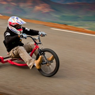 Trike Drifting, du tricycle extrême !