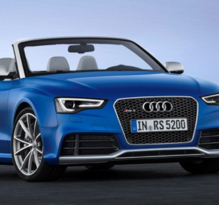 Nouvelle Audi RS 5 Cabriolet