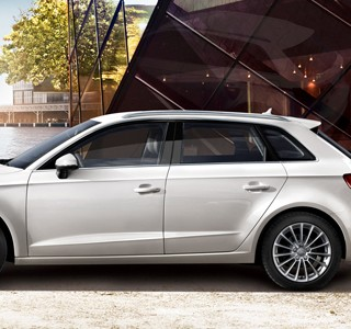 La nouvelle Audi A3 Sportback