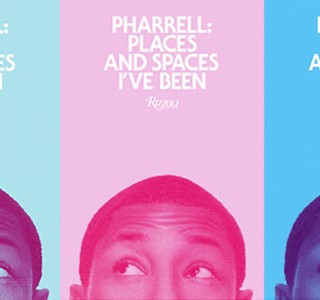 Pharell Williams… Le livre !