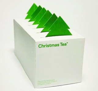 Christmas Tree TEA !