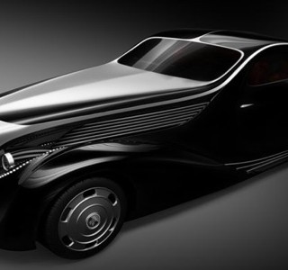 Rolls Royce Jonckheere Aerodynamic Coupe II Cest du belge !