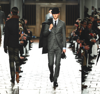 "Hackett London: A/H 2013 ""VELVET UNDERGROUND"""