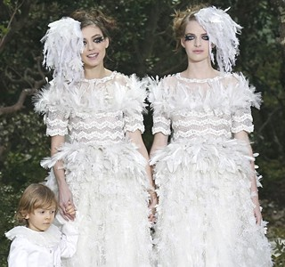 CHANEL dfil haute couture printemps/t 2013