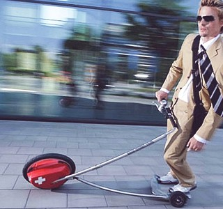 Is de Cool Rider cooler dan de Segway?