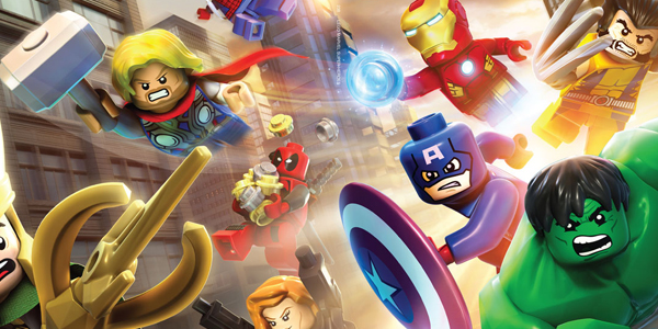 Marvel Superheroes By LEGO