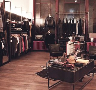 RSRV SHOP (Réservoir Shop) Bruxelles