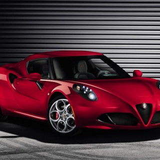 L&#8217;Alfa Romeo 4C : une bombe sur roues!