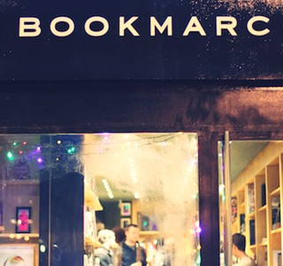 Les librairies « Bookmarc » de Marc Jacobs