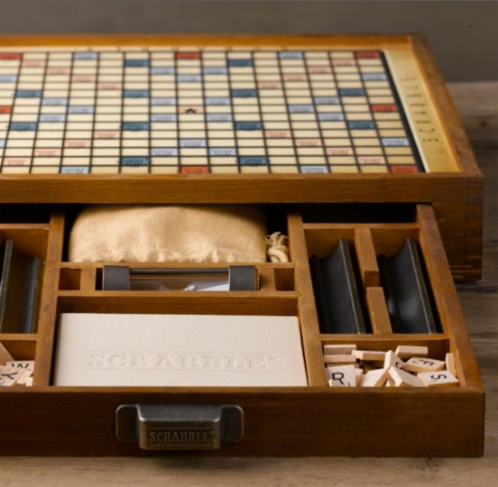 notre bon vieux scrabble version vintage e tv. Black Bedroom Furniture Sets. Home Design Ideas