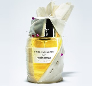 Dries Van Noten : le parfum !