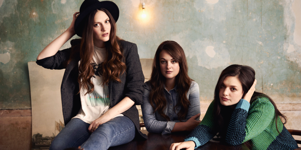 The Staves et l'harmonie vocale
