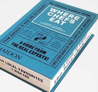 Where Chefs Eat: de ultieme reisgids