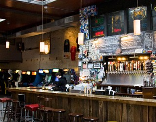 PLACE TO BE : Le Barcade de Brooklyn