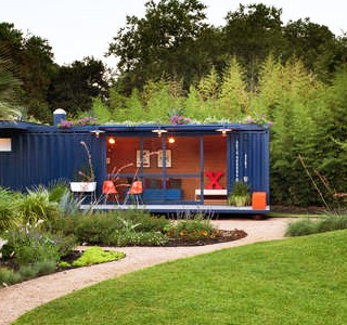 ARCHI : Guest House Container !