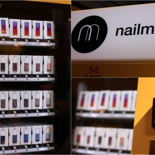 Nailmatic : le distributeur de vernis !