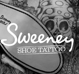 SHOES : Tatouez vos chaussures Oliver Sweeney !