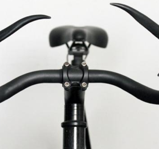 Le Guidon de fixie bois de cerf colo et design