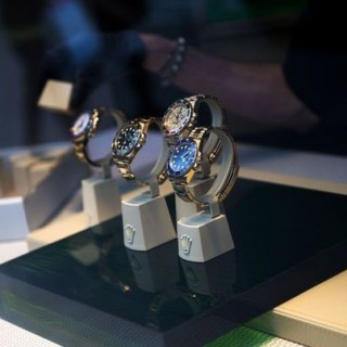 Le plus grand magasin de montres de luxe à Paris