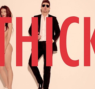 Le son ou le clip de la semaine à vous de voir ! Blurred Lines de Robin Thicke, T.I & Pharell Williams