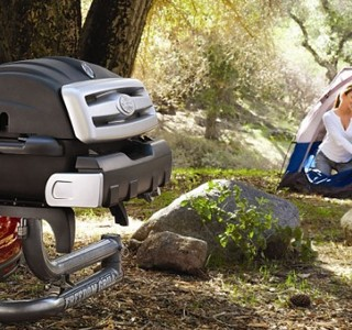 GADGET : The Freedom Grill, un barbecue n'importe où !