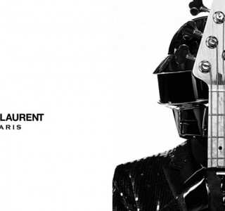 Saint Laurent relooke Daft Punk !
